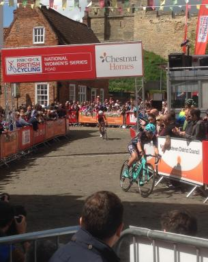 CHESTNUT HOMES SPONSOR LINCOLN CYCLE GRAND PRIX