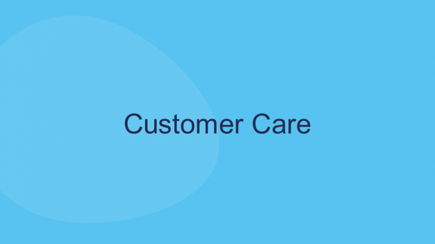 Customer Care 2