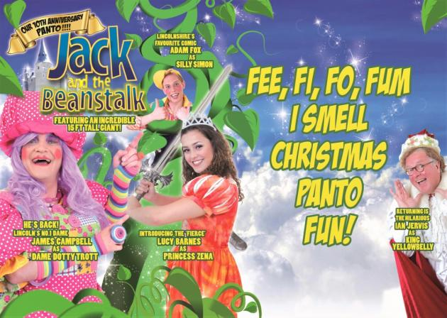 Drill Hall JACK AND THE BEANSTALK FEE FI FO01