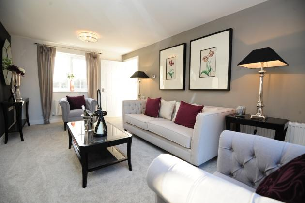 kings manor showhome 1